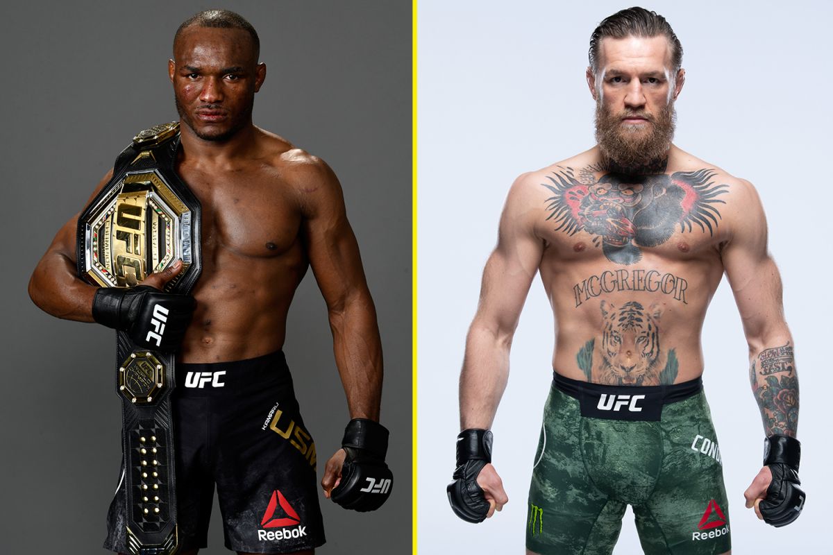 Kamaru Usman slams Conor McGregor over tweet about moving to 170 lbs, Irishmen fires back with steroid accusation - Conor