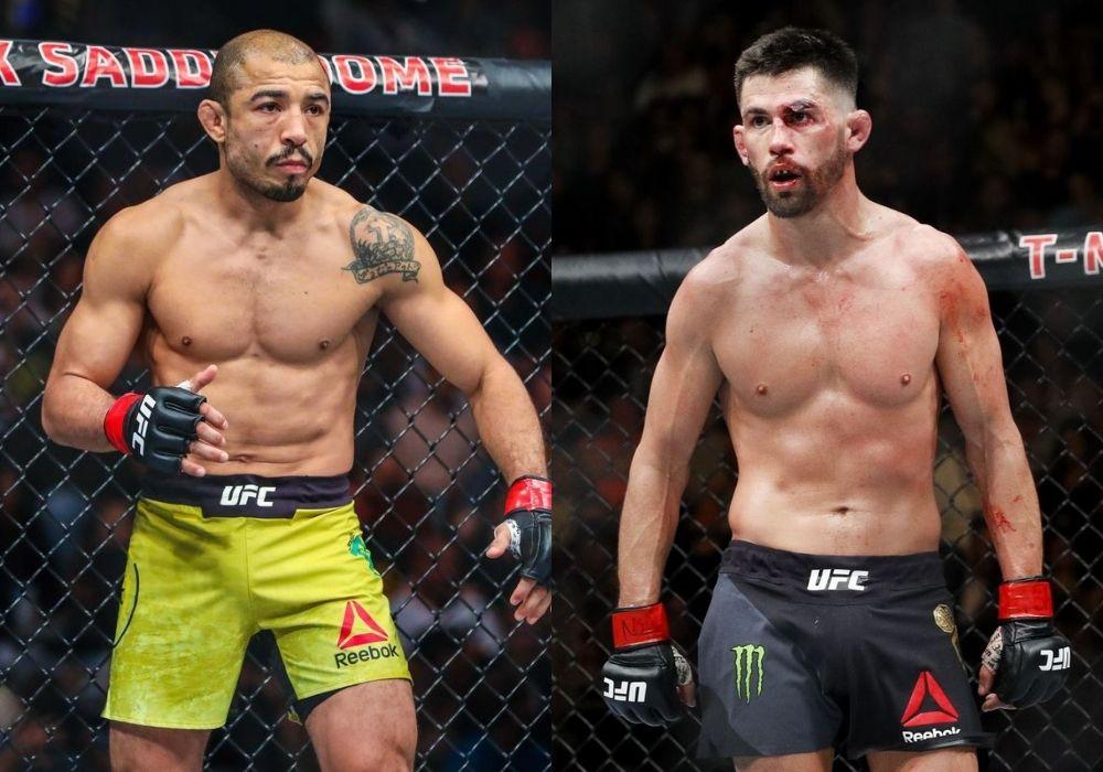 Jose Aldo wants to fight Dominick Cruz next - Aldo