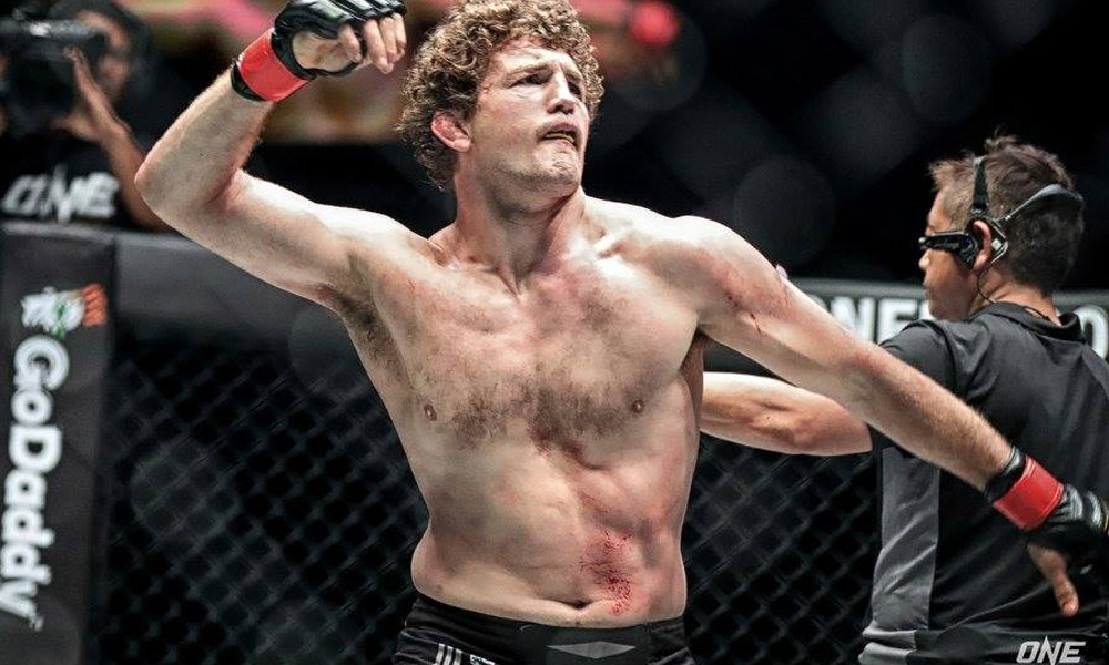 Ben Askren not interested in coming out of retirement to fight inside the cage - Ben