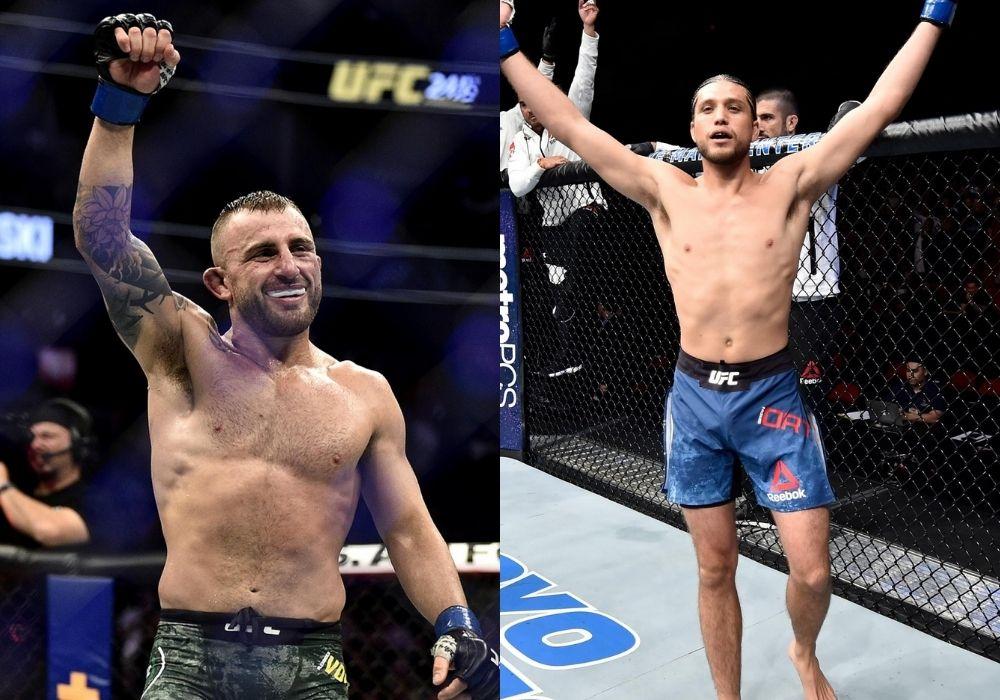 Alexander Volkanovski and Brian Ortega will be coaches for The Ultimate Fighter 29 - Ortega