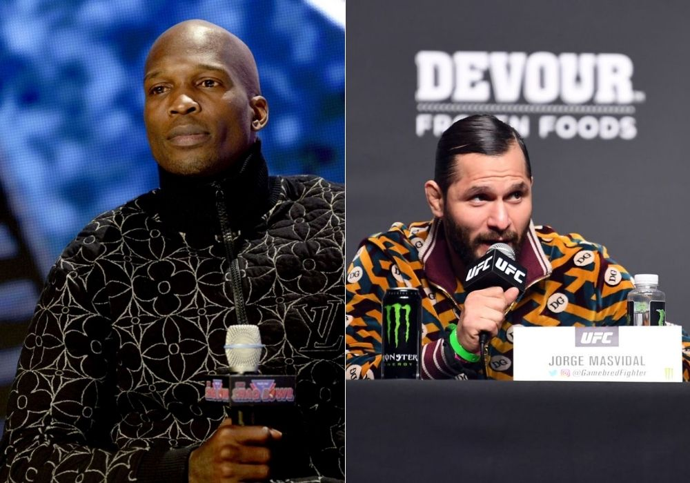 Jorge Masvidal assures NFL player Chad Ochocinco he can lock in a bet on him at UFC 261 - Jorge