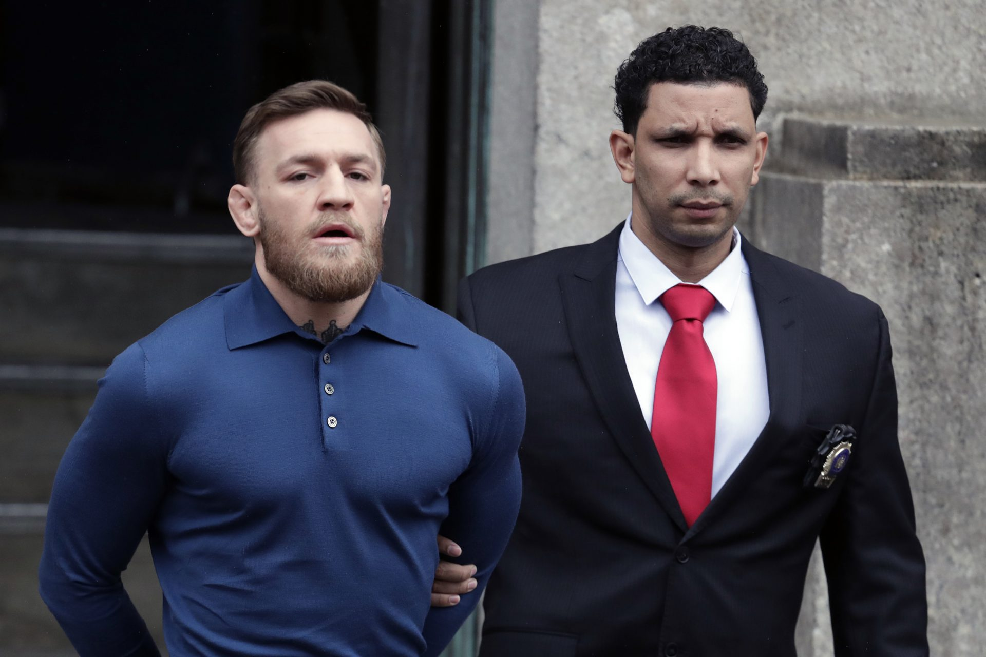 French authorities drop sexual assault investigation of Conor McGregor