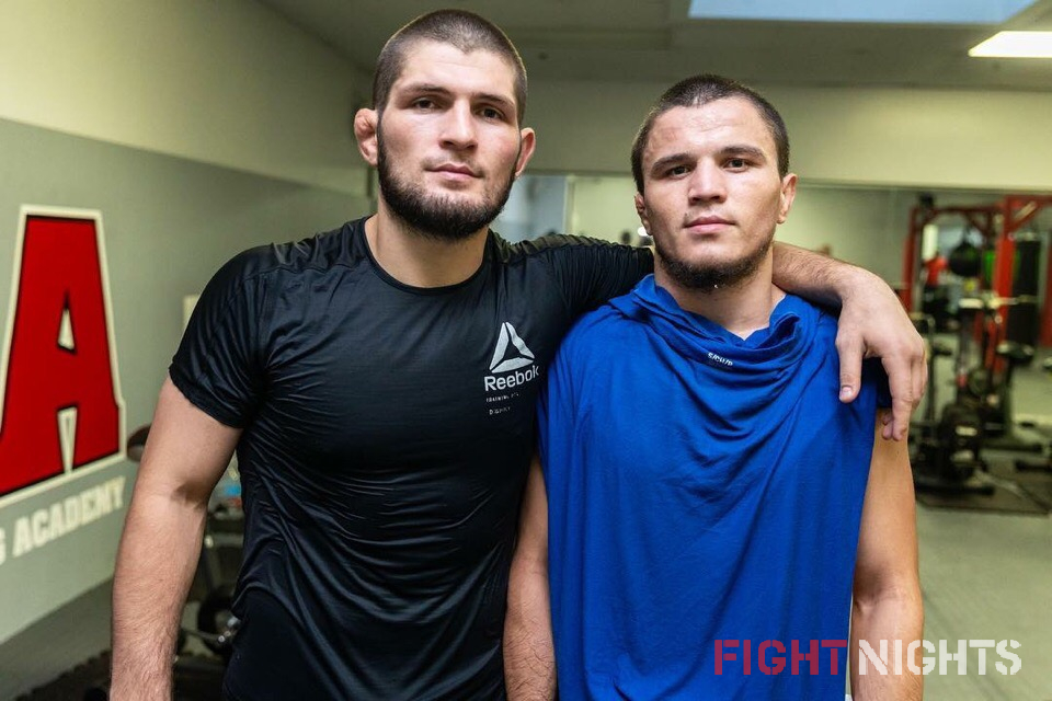 Umar Nurmagomedov out of competition for six months following ligament surgery - Umar Nurmagomedov