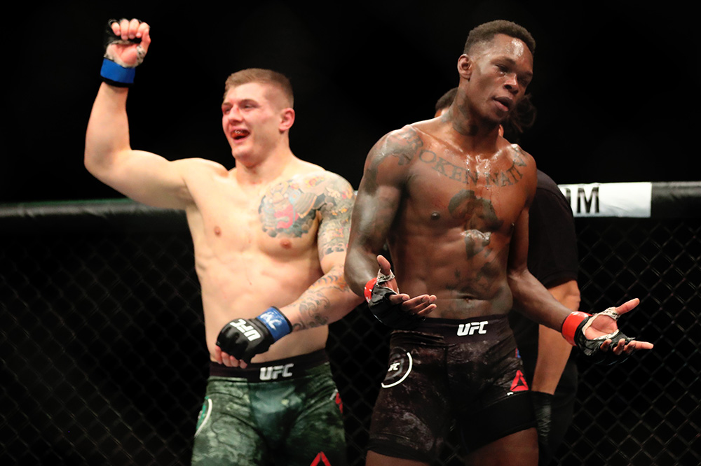 Marvin Vettori calls out Israel Adesanya: 'Can't hide forever' - Marvin