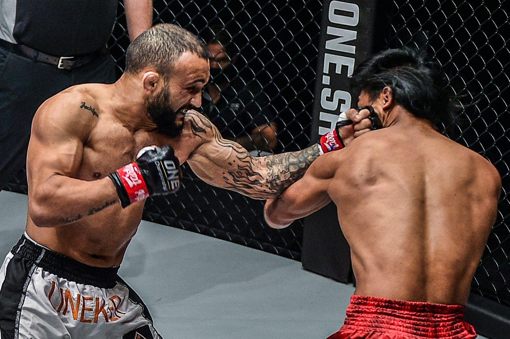 John Lineker Takes Aim At Bantamweight King Bibiano Fernandes - Lineker