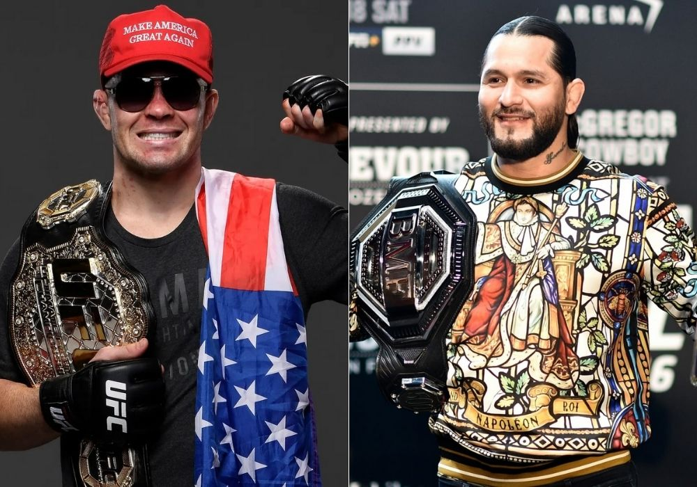 Jorge Masvidal says he is going to beat up Colby Covington and make Ben Askren KO look merciful - Masvidal