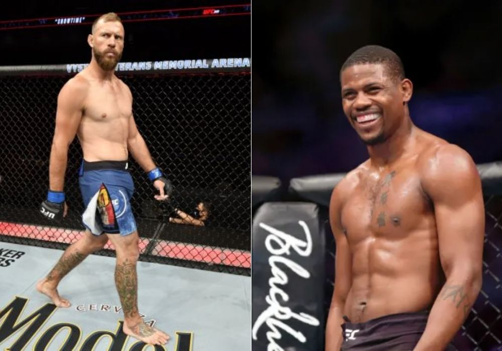 Kevin Holland ready to fight Donald Cerrone on short notice on May 8 - Kevin
