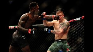 Israel Adesanya to defend middleweight title against Marvin Vettori at UFC 263