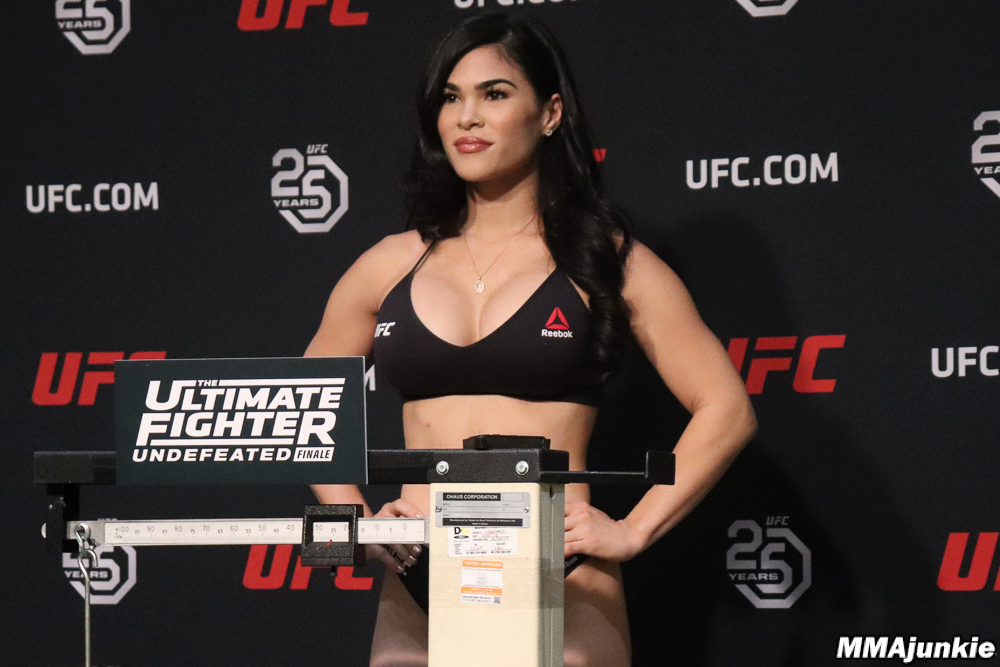Former UFC fighter Rachael Ostovich signs with Bare Knuckle FC - Rachael