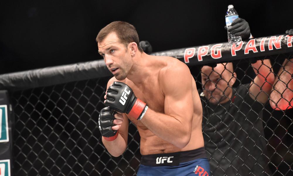 Luke Rockhold, UFC, Dana White Mafia