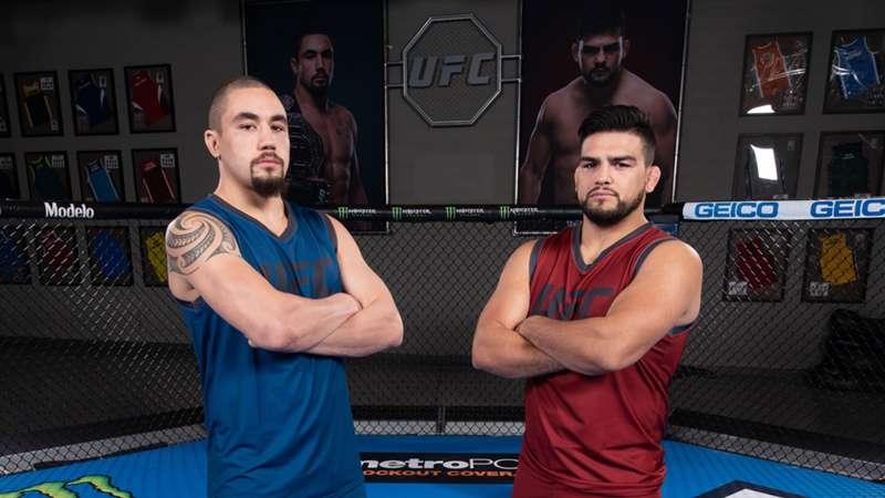 UFC Vegas 24: Robert Whittaker vs. Kelvin Gastelum