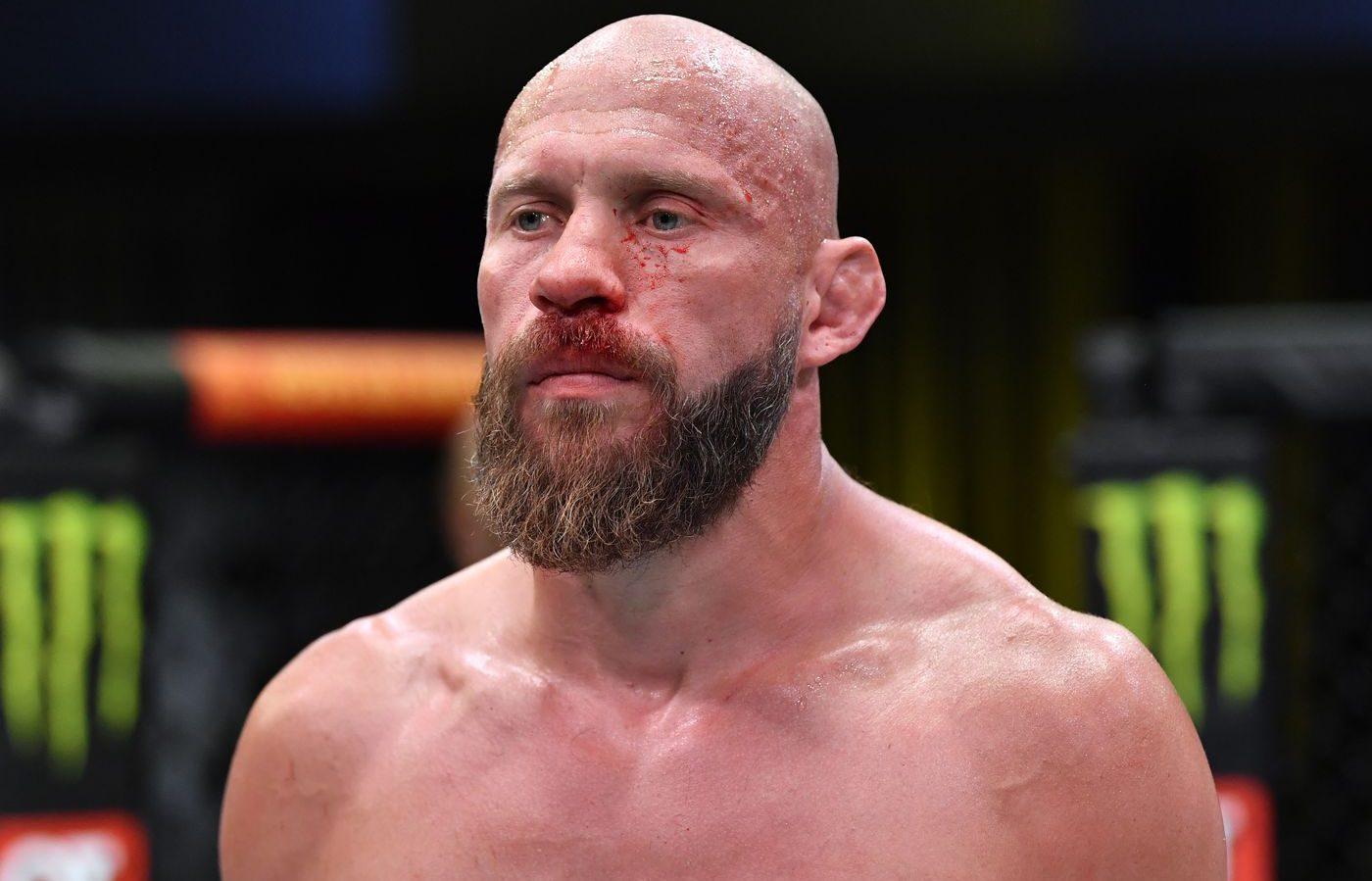 Donald Cerrone releases statement following his loss against Alex Morono at UFC Vegas 26 - Cerrone