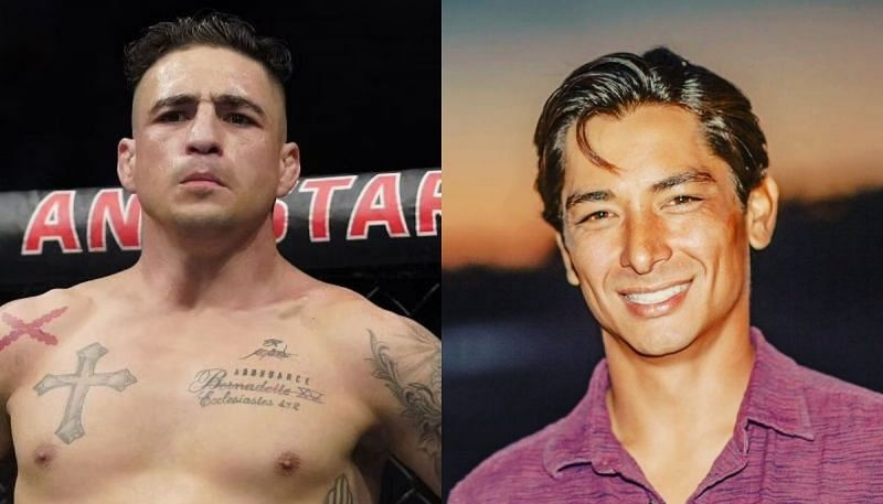 Diego Sanchez ends his professional relationship with Joshua Fabia - Diego