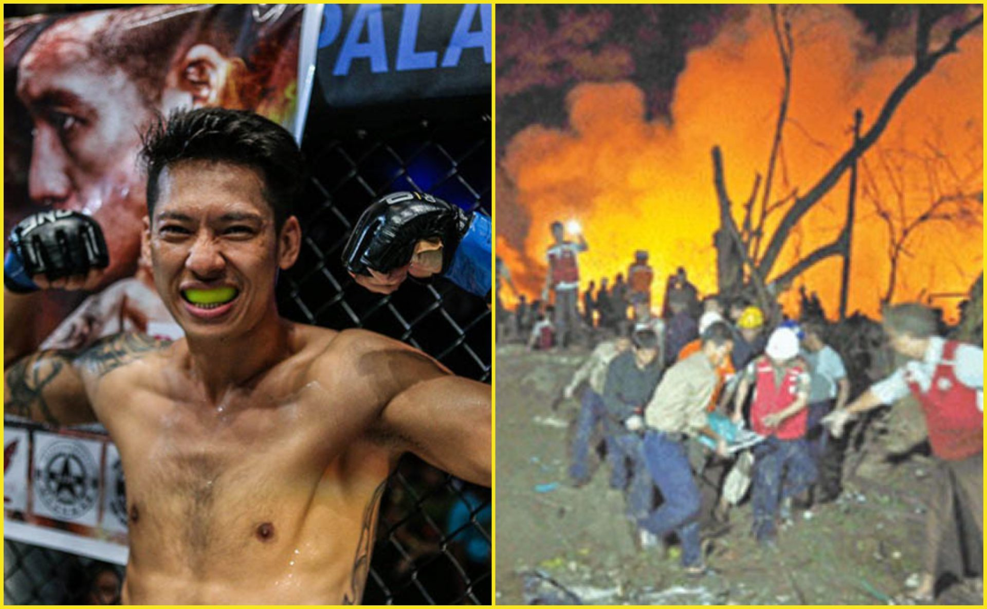 ONE Championship fighter Phoe Thaw injured in bomb blast in Myanmar - thaw