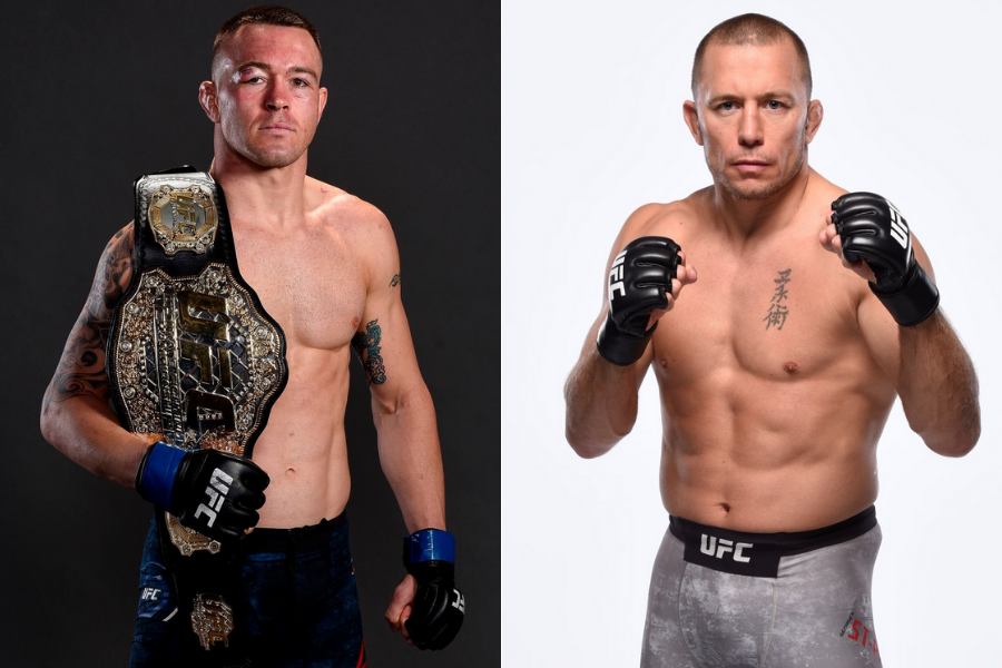Colby Covington says fight against George St-Pierre would be 'Extremely Easy' - Colby