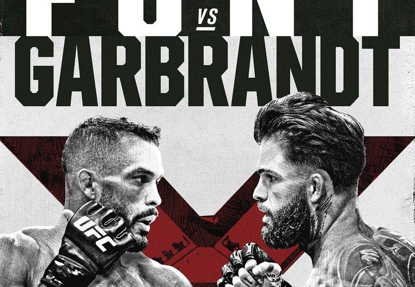 UFC Fight Night: Rob Font vs. Cody Garbrandt - Cody