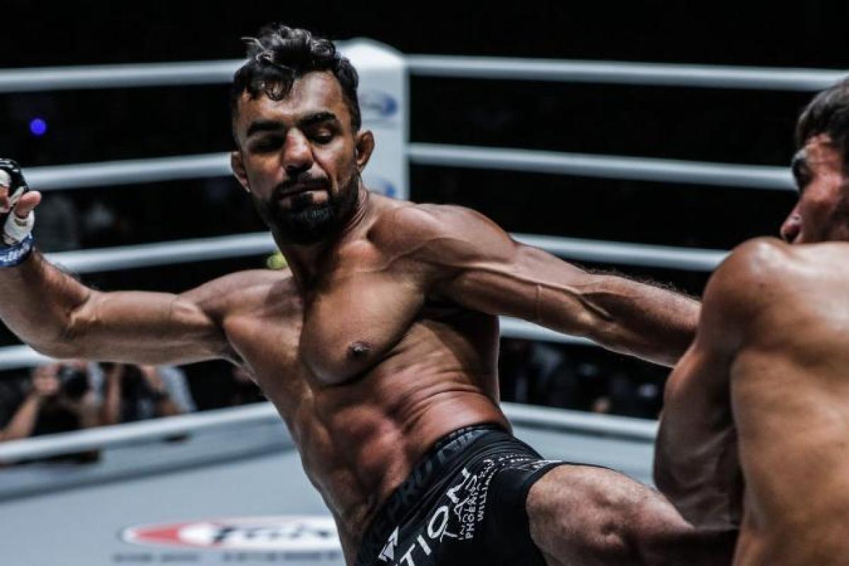 ONE Championship, Gurdarshan Mangat