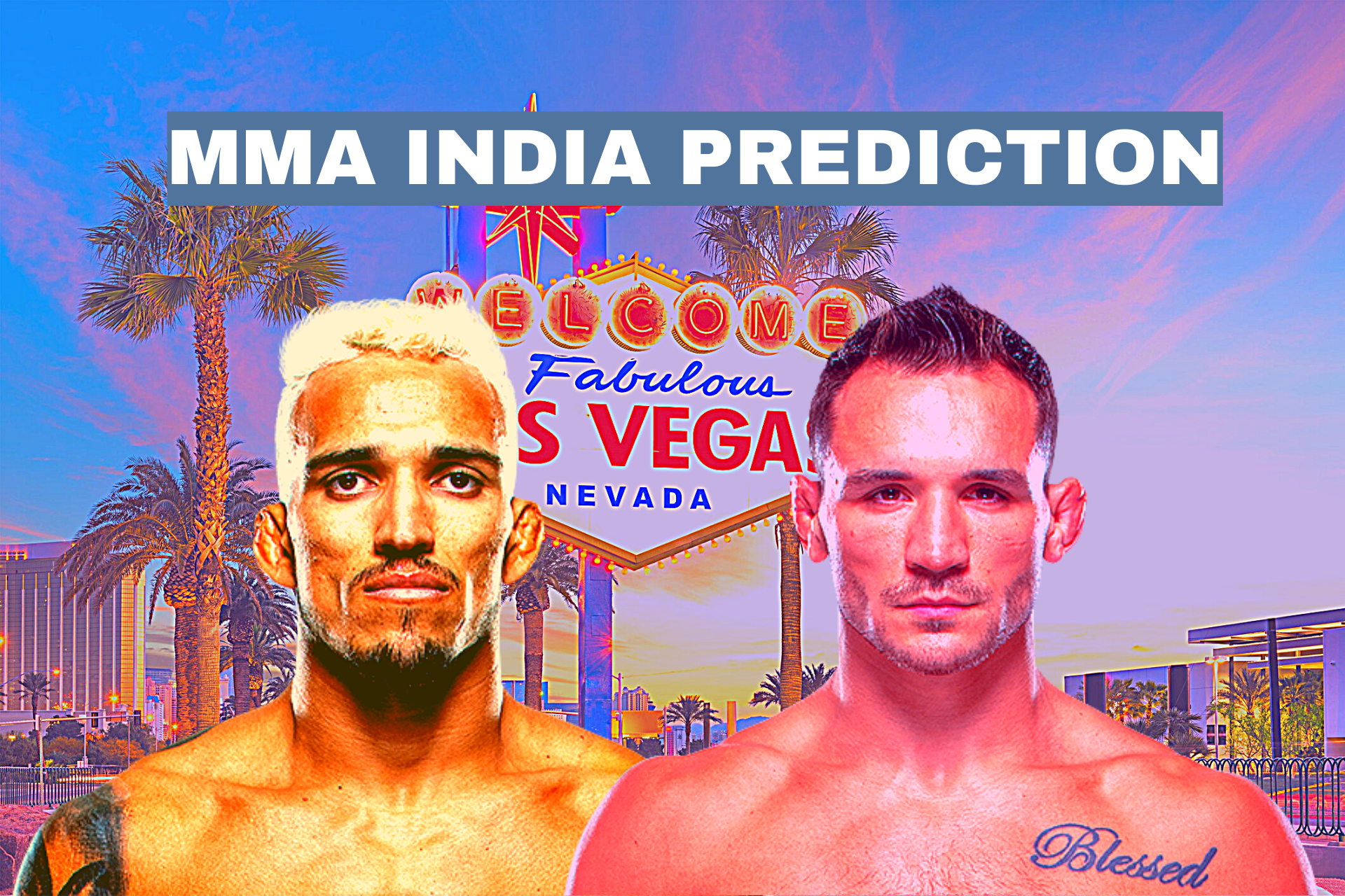 UFC 262: Oliveira vs Chandler betting odds and prediction - Chandler