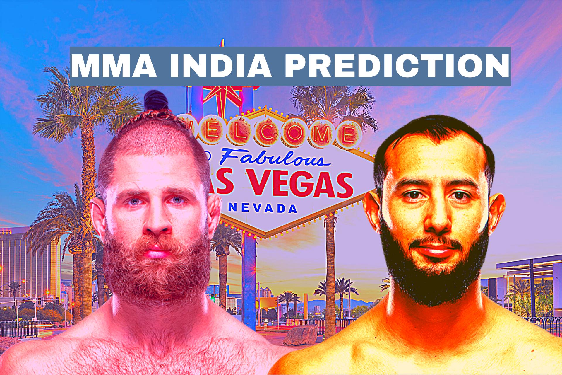 UFC Vegas 25: Reyes vs Prochazka Betting Odds and Prediction - Reyes