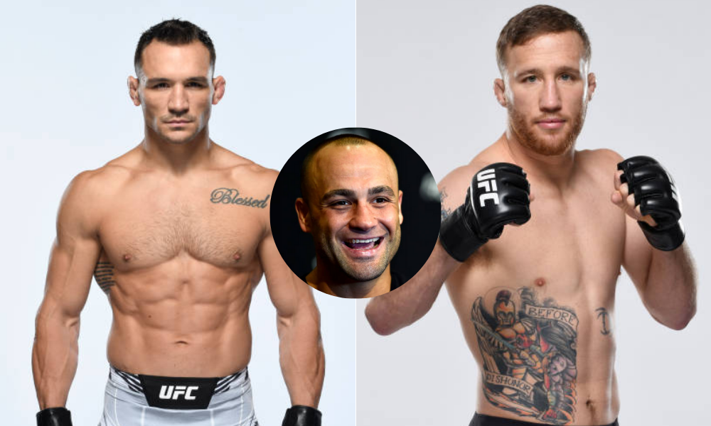 Eddie Alvarez says Justin Gaethje is a terrible matchup for Michael Chandler - Justin