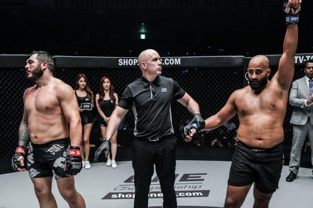 Friday Fighter of the week : Arjan Singh Bhullar - Arjan