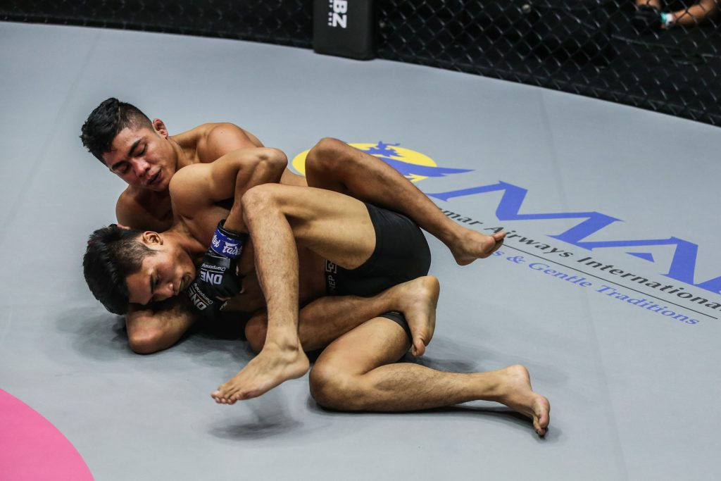 Roshan Mainam Aiming For Fourth Straight Submission In Battle With Mangat - Roshan