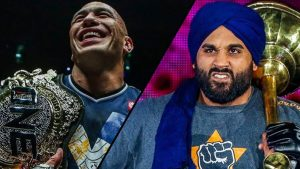 Arjan Bhullar vs Brandon Vera