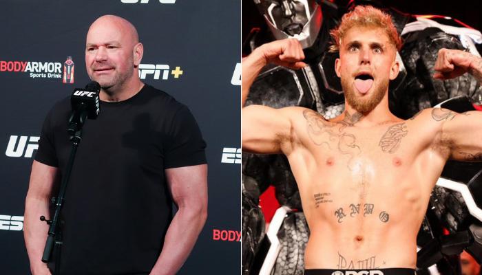 Dana White says he will never do any business with Jake Paul - Dana