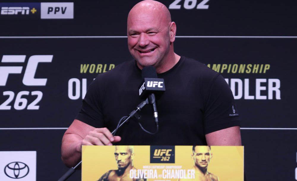 UFC increases performance bonus to $75,000 for UFC 262 - UFC
