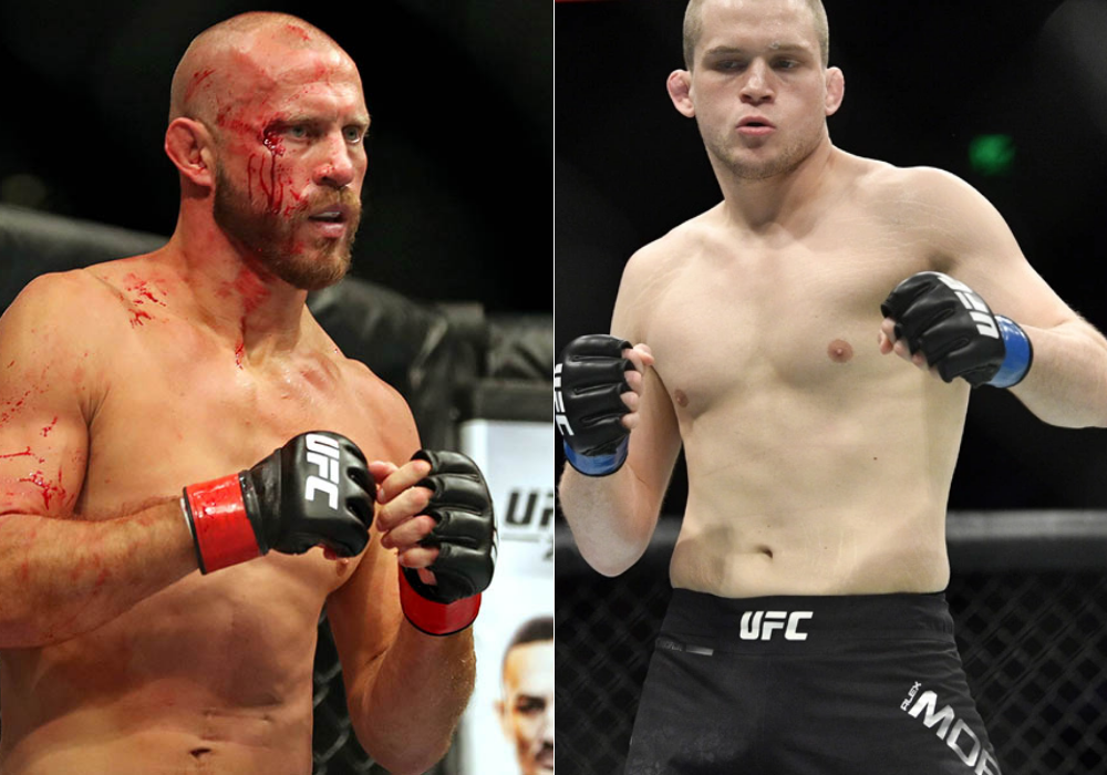 Donald Cerrone says he will finish Alex Morono in the first round - Donald
