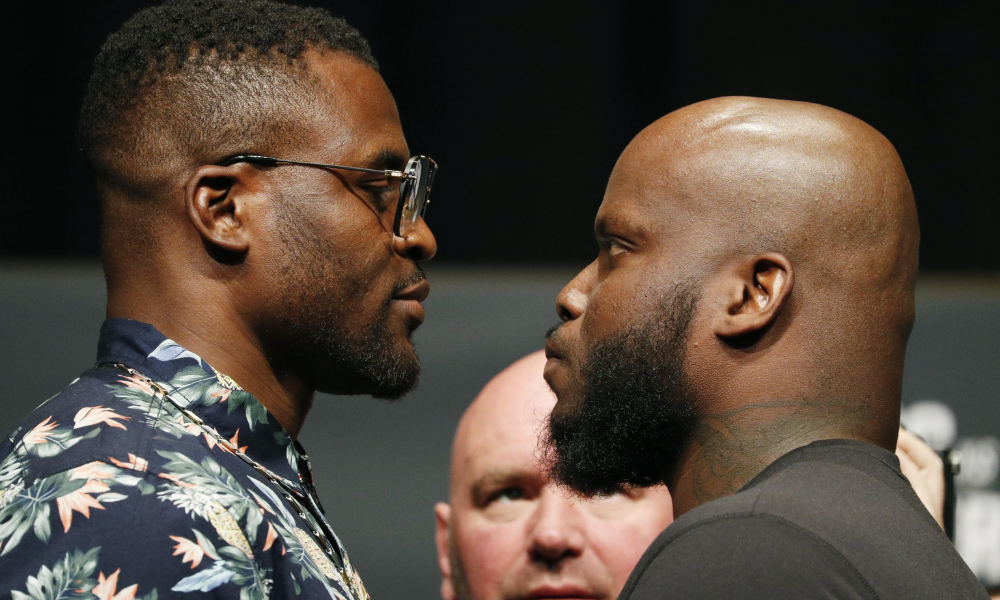 Francis Ngannou vs. Derrick Lewis 2 targeted for Houston in August - Lewis