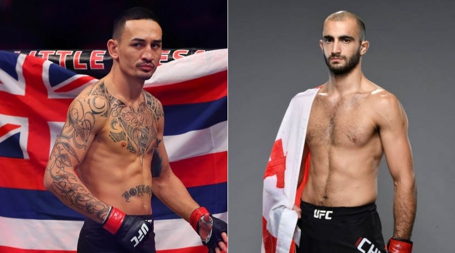 Giga Chikadze wants to fight Max Holloway to prove he is a better striker than him - Giga