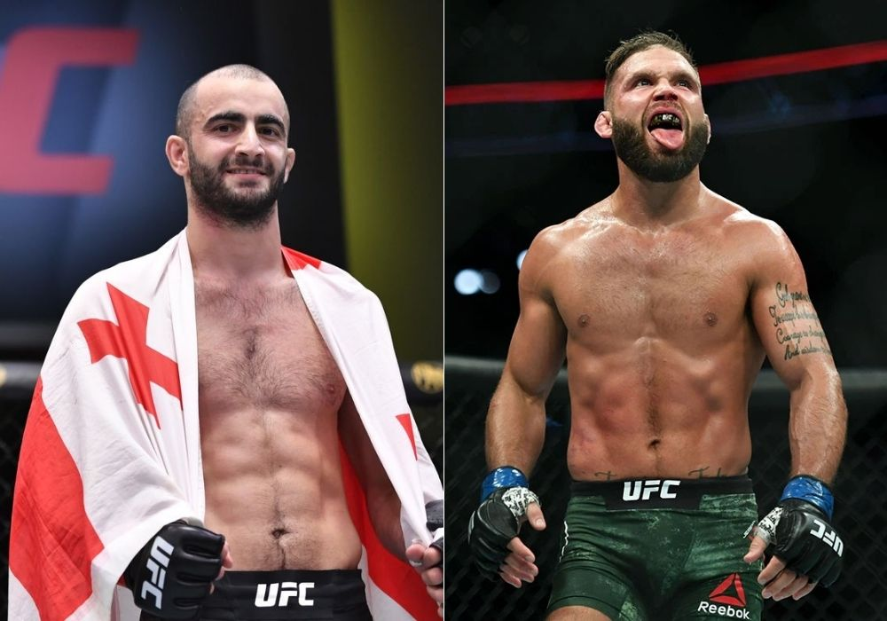 Giga Chikadze wants to fight Jeremy Stephens in May - Giga