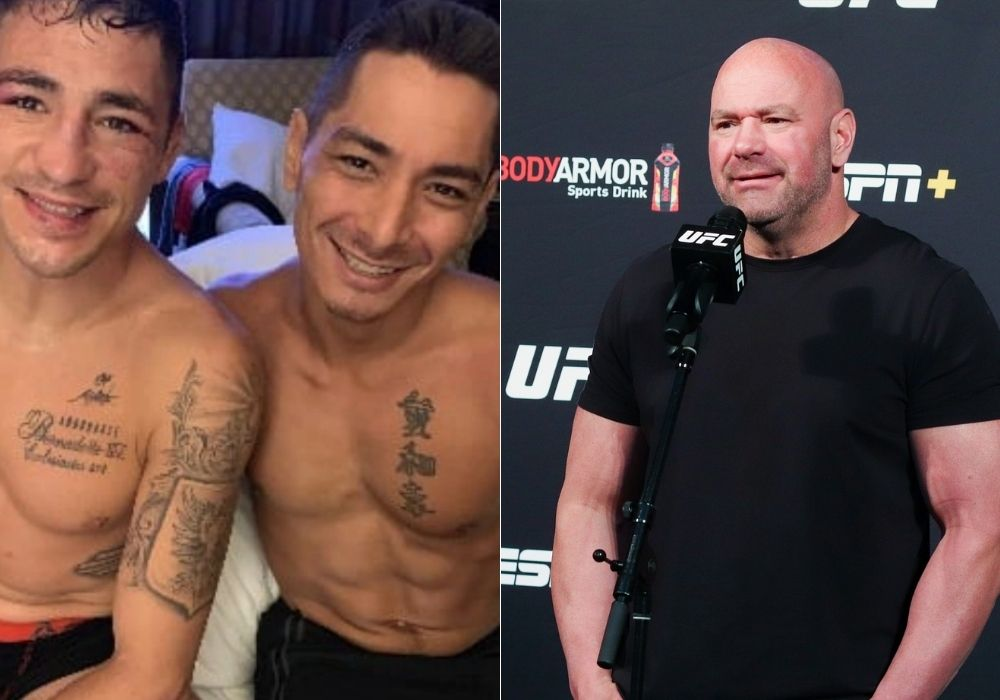 Joshua Fabia alleges Dana White and Sean Shelby of having sex with female fighters - MMA INDIA