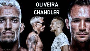 ufc 262 chandler vs oliveira