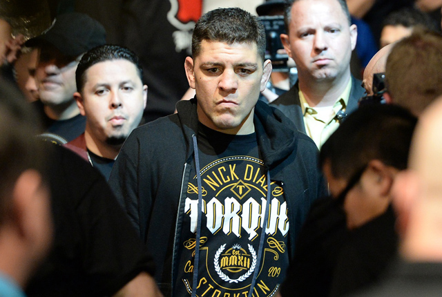Dana White says he had a really good conversation with Nick Diaz regarding his comeback fight - Nick