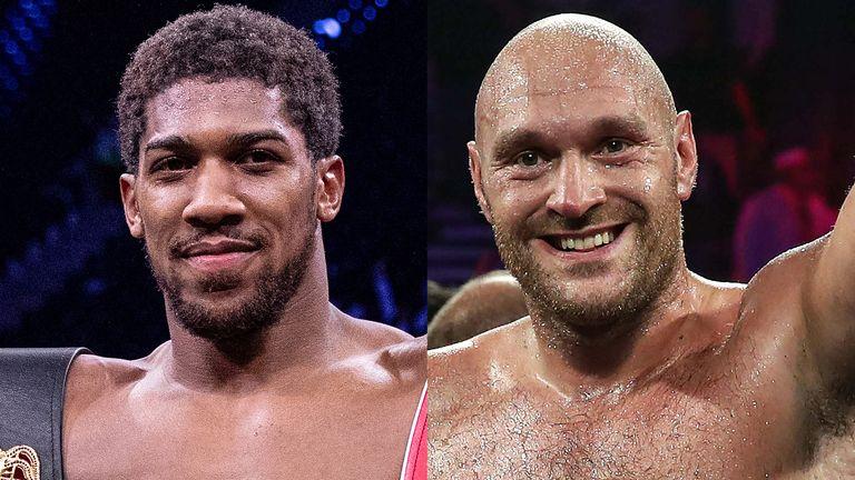 Anthony Joshua vs Tyson Fury finalized for August 14 in Riyadh