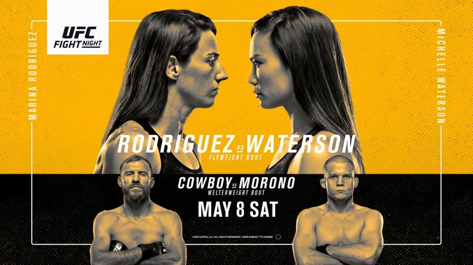 UFC on ESPN: Rodriguez vs. Waterson - Waterson
