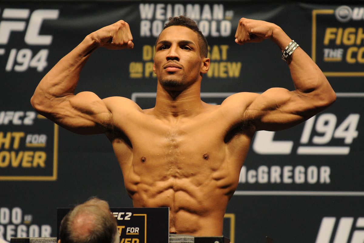Kevin Lee announces move to welterweight, calls out Mike Perry - Lee