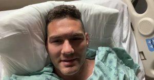 Chris Weidman injury