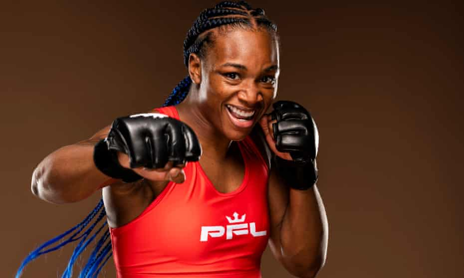 Claressa Shields says women's MMA is marketed better than women's boxing - shields