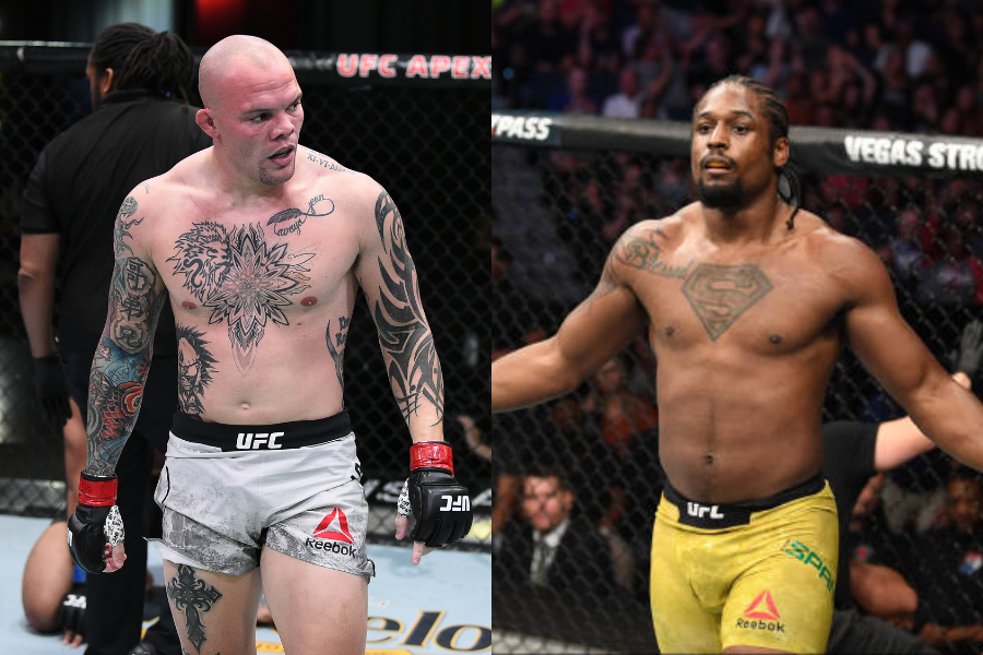 Anthony Smith vs Ryan Spann booked for UFC Fight Night on September 18 - Spann