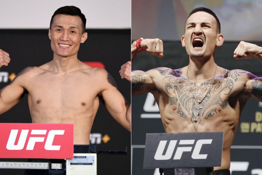 The Korean Zombie says Max Holloway has no punching power - Zombie