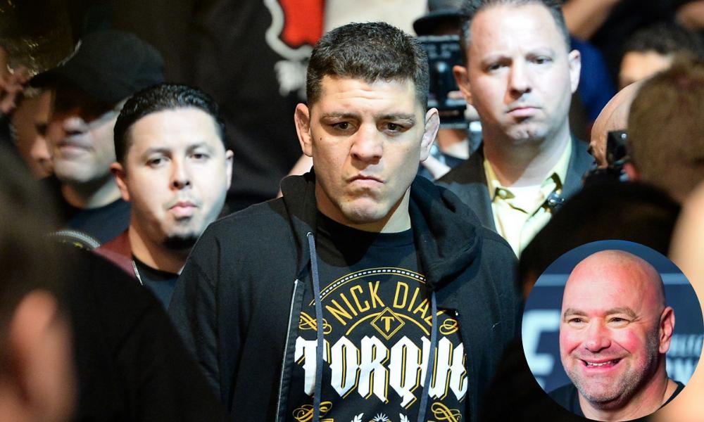 Nick Diaz will fight in 2021, Dana White confirms - Diaz