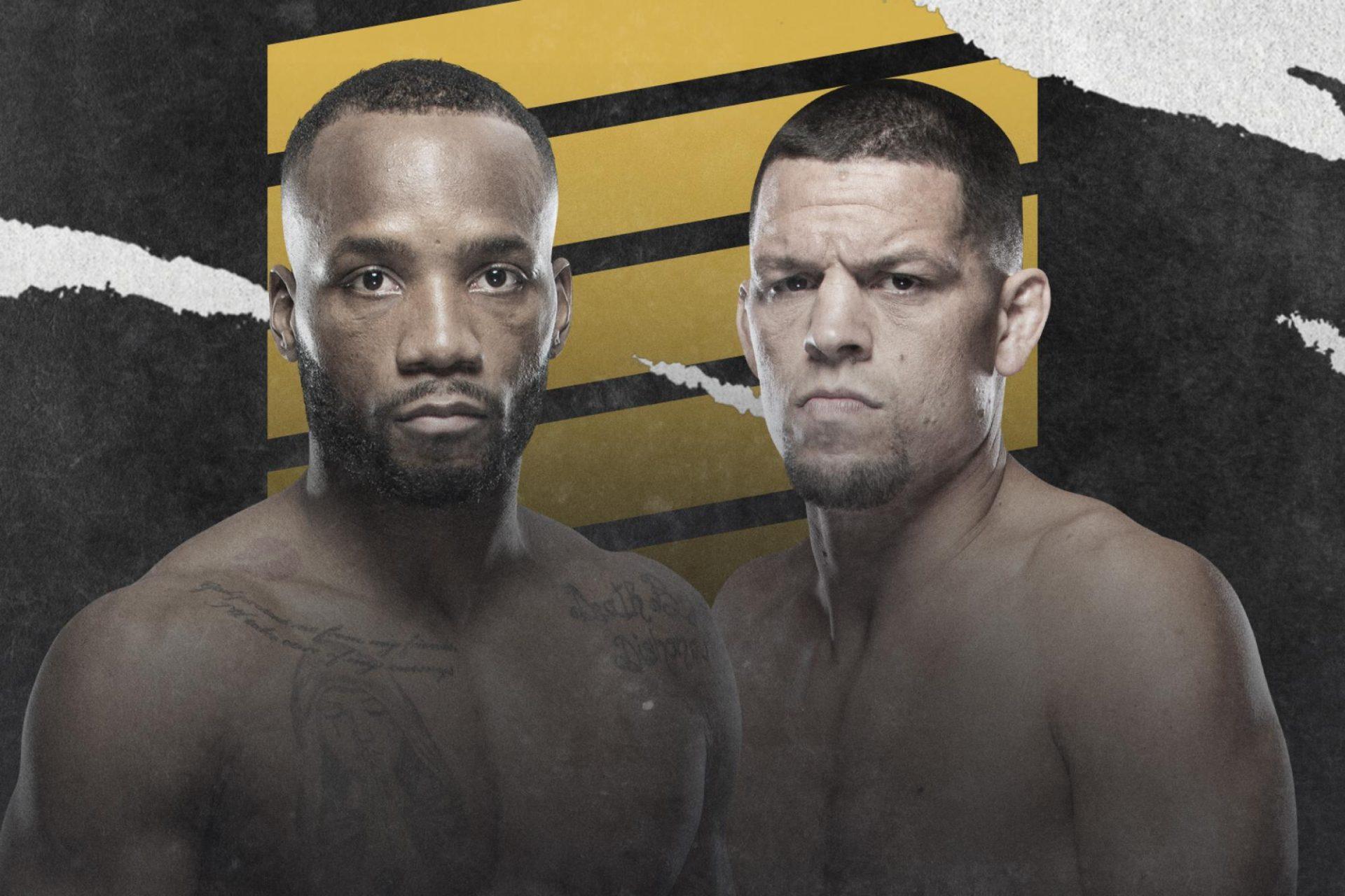 Leon Edwards vows to finish Nate Diaz at UFC 263 - Edwards