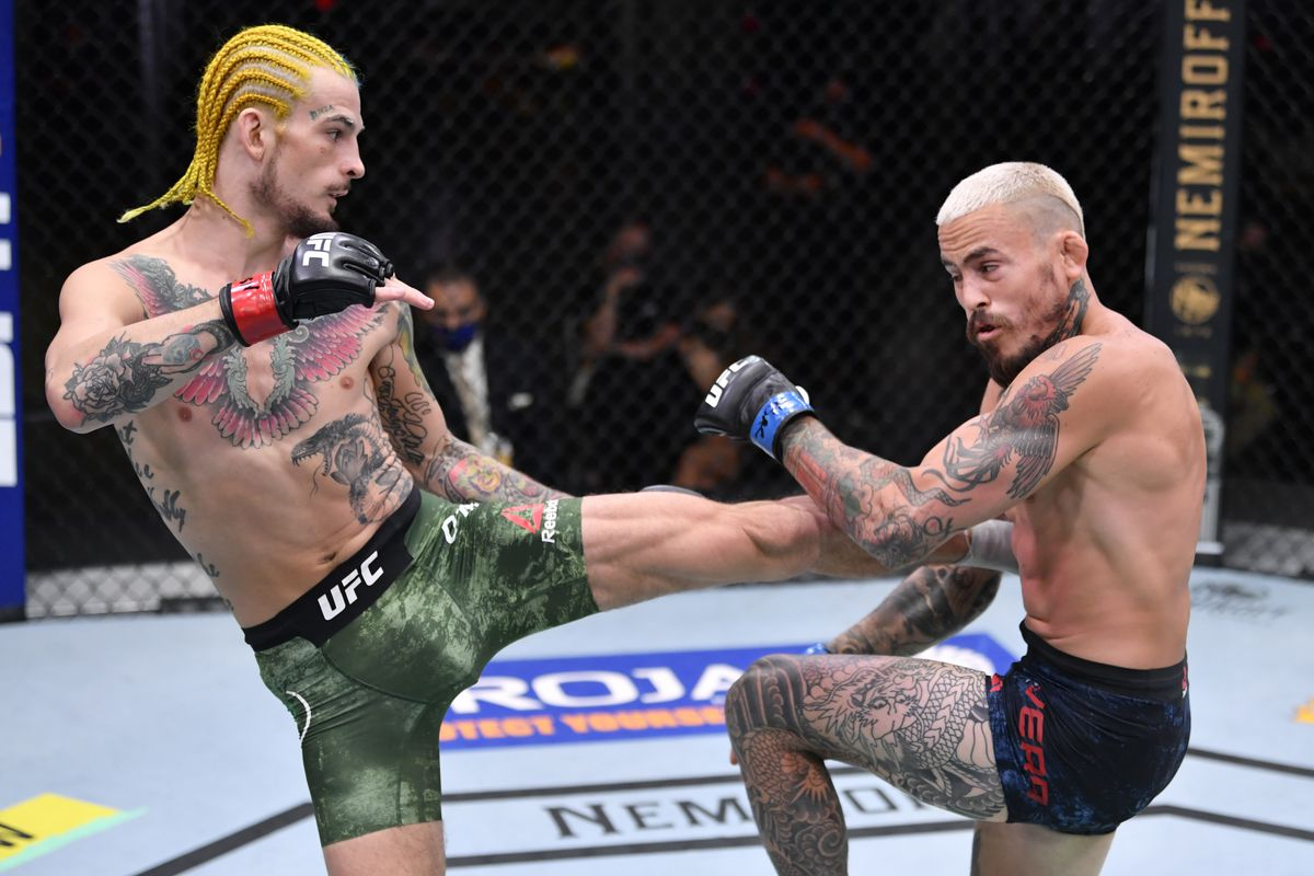 Sean O'Malley not impressed by Marlon Vera's performance at UFC Vegas 29 - o'malley