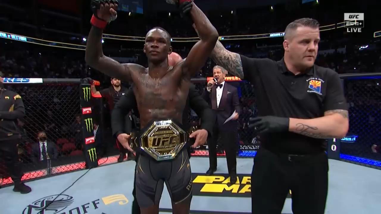 UFC 263: Israel Adesanya defeats Marvin Vettori via unanimous decision - Adesanya