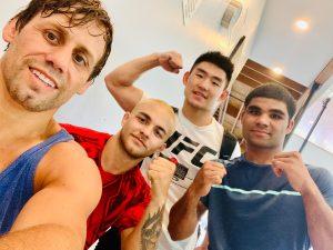 Meet Indian MMA fighter Sumit Kumar: From Uttar Pradesh to Team Alpha Male in California - Sumit Kumar