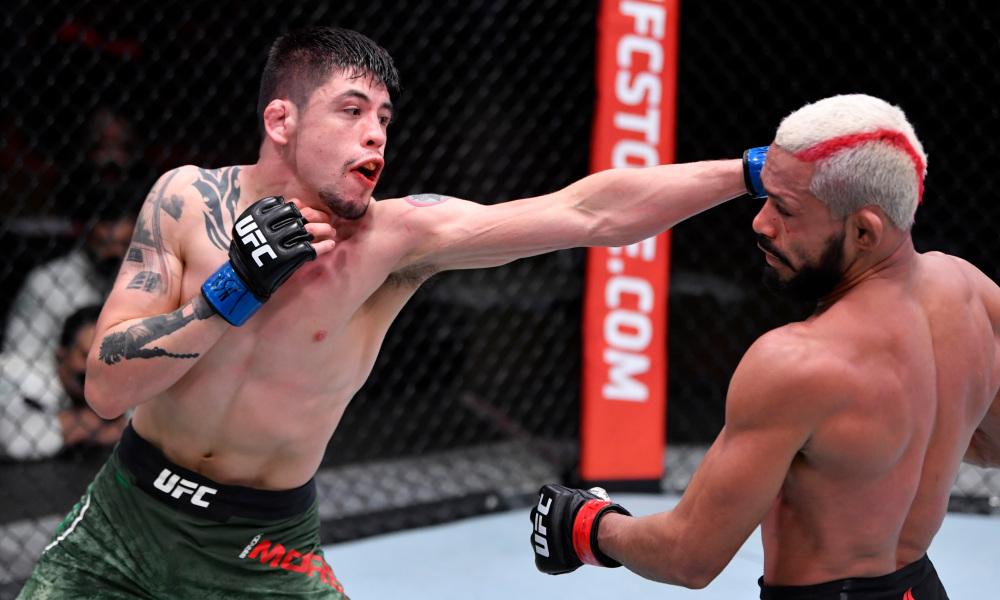Brandon Moreno wants to bully Deiveson Figueiredo at UFC 263 - moreno