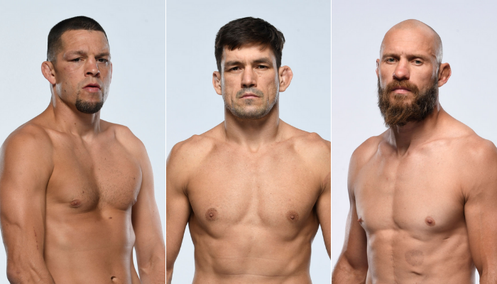 Demian Maia tells Dana White to give him his final fight against Donald Cerrone or Nate Diaz